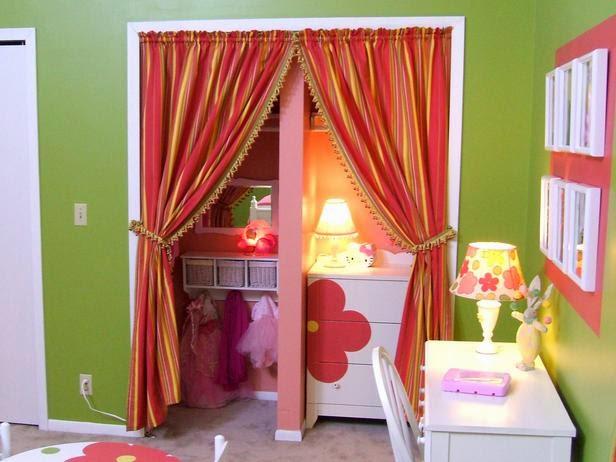 kids closet organizer for interior minimalist rooms