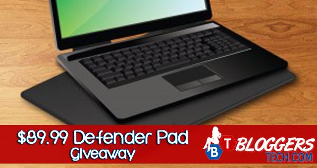 $89.99 Defender Pad Giveaway