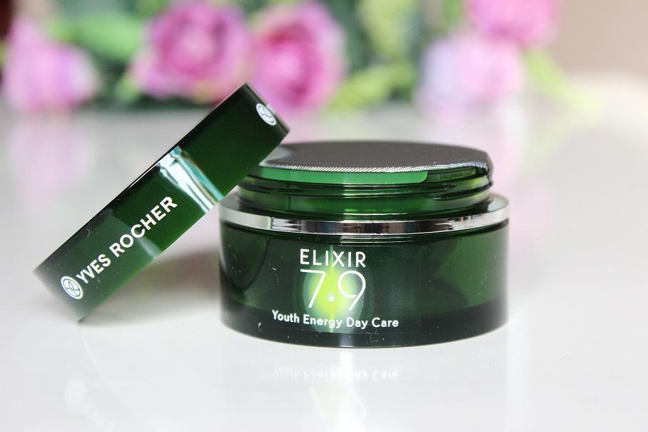 Elixir 7.9 Krem rewitalizujący // Yves Rocher