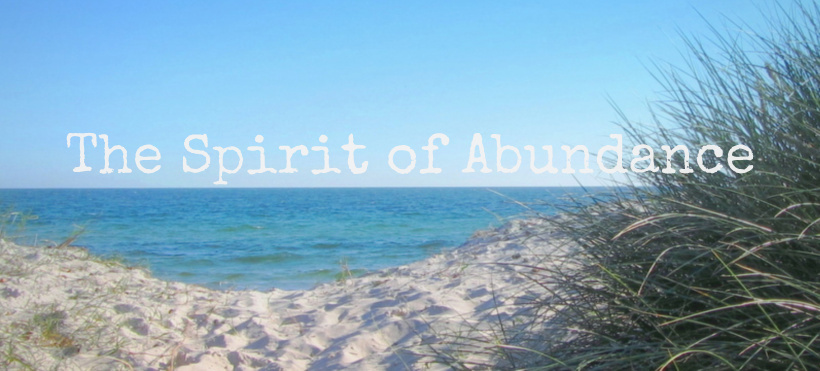 The Spirit of Abundance