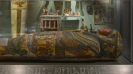 Ashmolean Museum's Egyptian gems seen in new light