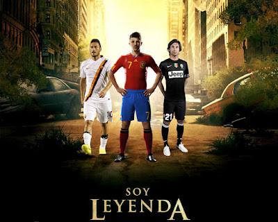Híbrido Villa Pirlo Totti FIFA 16 Ultimate Team, leyendas PlayStation 4 FIFA 16 Ultimate Team