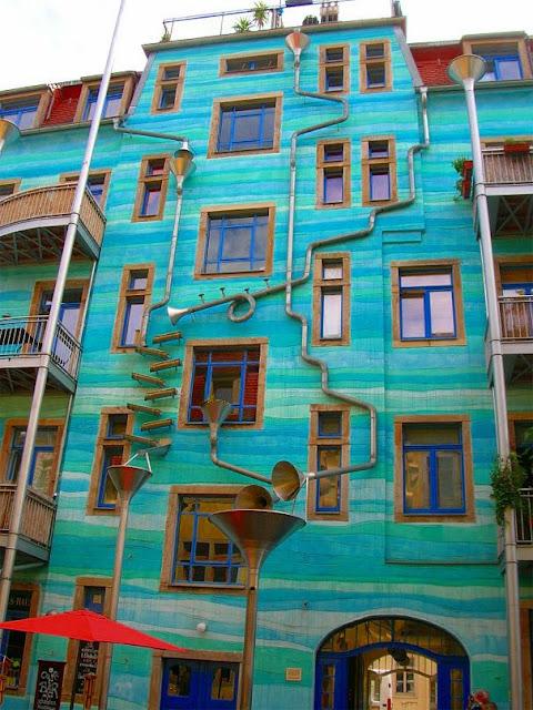 street art sur façade