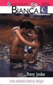 novela romantica Una noche con el jeque