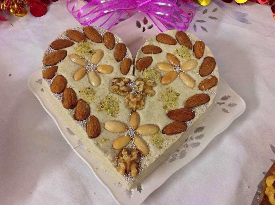 Recette du halwa chamya (La halwa tahini chez les turcs Chamia en Tunisie)