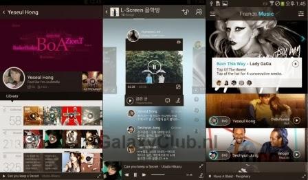 Galaxy S5 memiliki fungsi satu tangan dan pemutar musik baru?