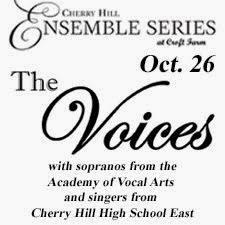 Ensemble Concert: The Voices