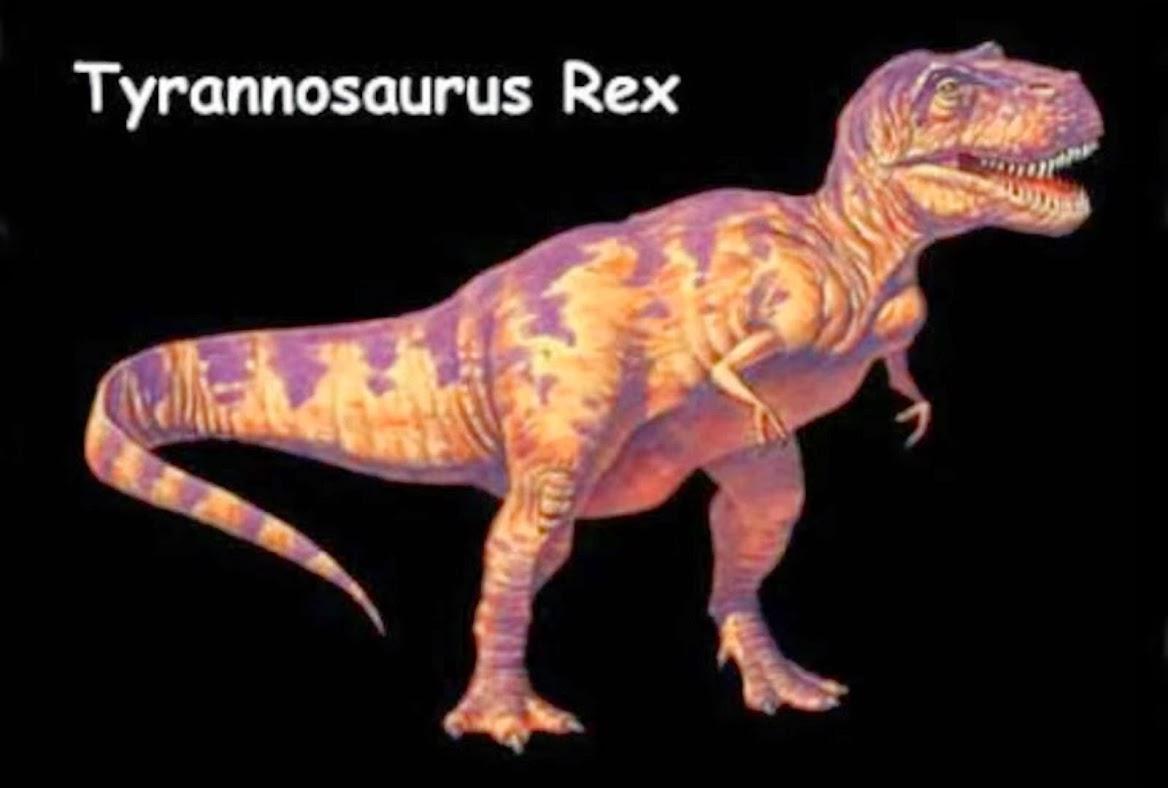 TYRANNOSAURUS REX - DOCUMENTARY CHANNEL