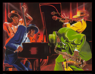 the history and development of jazz music Jazz is a music genre that originated in the african-american communities of  new orleans,  there are historical accounts of other music and dance  gatherings  morton was a crucial innovator in the evolution from the early jazz  form known.