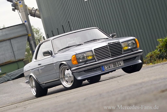 w123 coupe