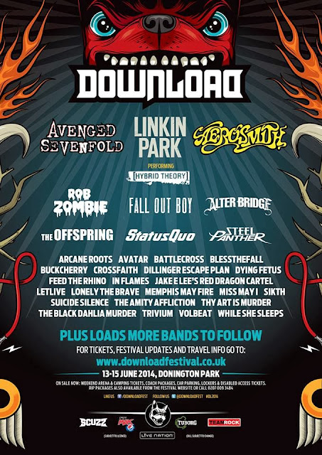 http://www.downloadfestival.co.uk/