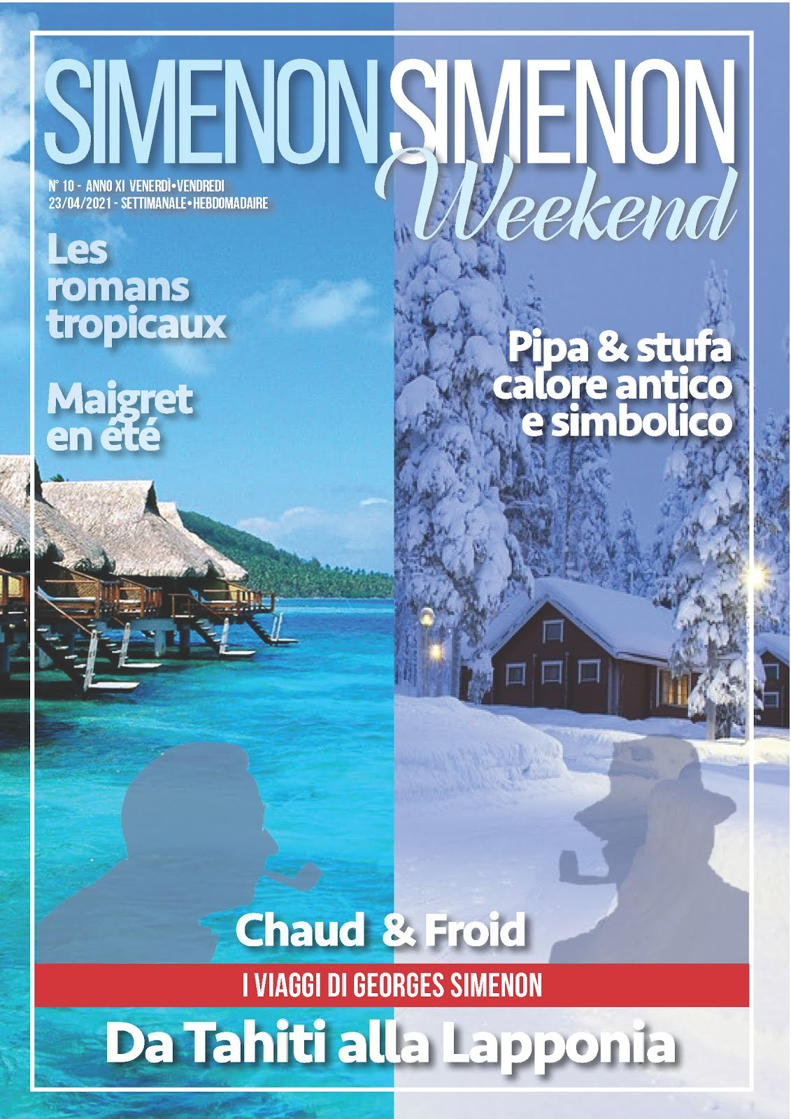 SIMENON SIMENON WEEKEND N.10