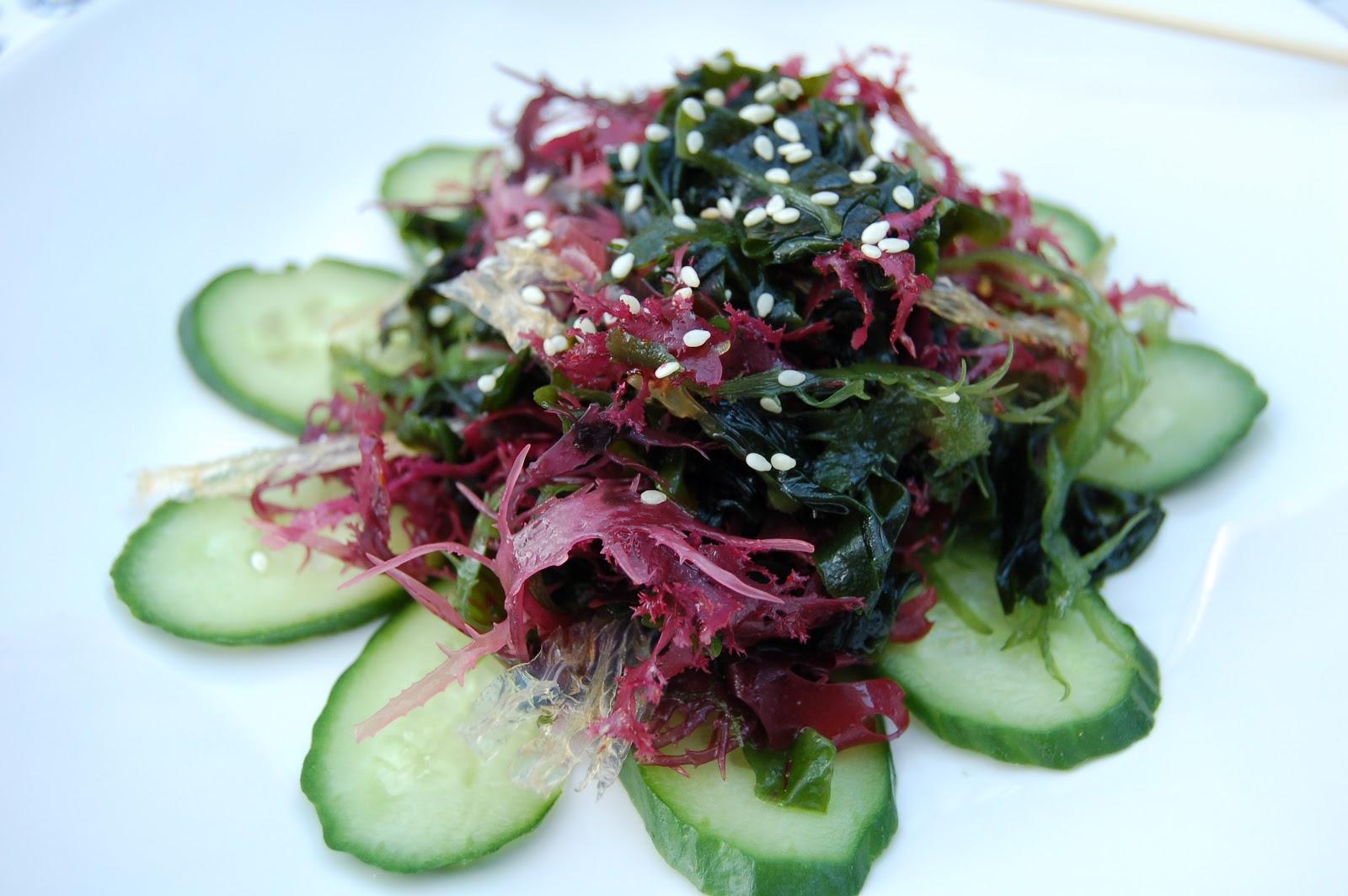 Seaweed Salad | www.kettlercuisine.com