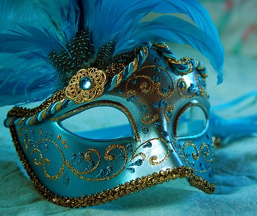 Music Masquerade Masks