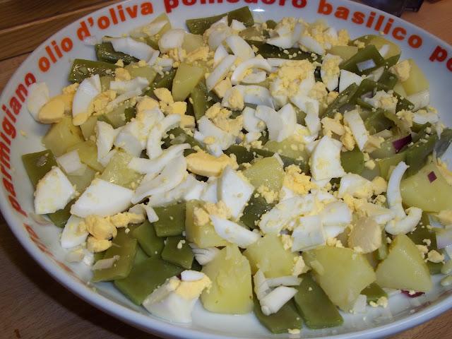 Ali o de patatas y jud as verdes cocinar con ciencia for Cocinar repollo con patatas