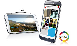 Samsung Galaxy Note 2 Display