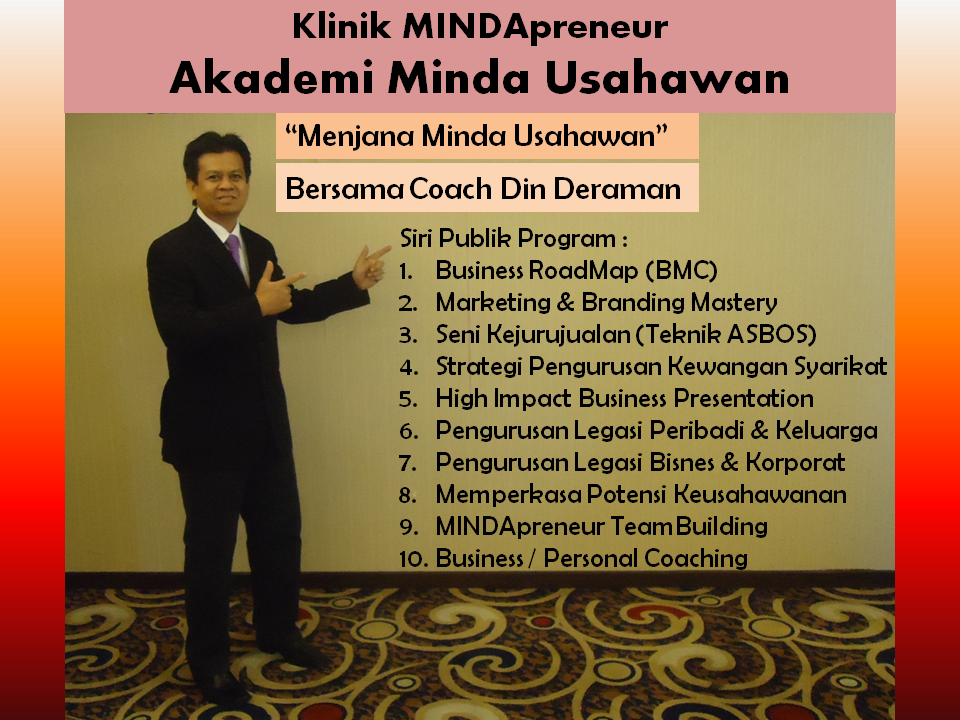 Klinik MINDApreneur 2015