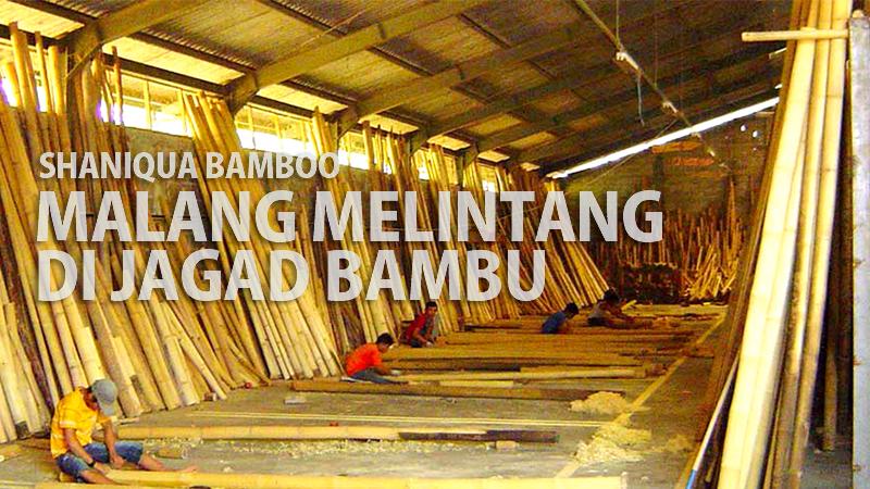 Shaniqua Bamboo: Malang Melintang di Jagad Bambu