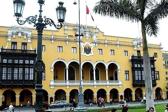 Foto de la Municipalidad de Lima