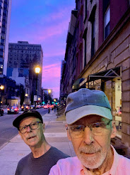Pat and Ron in Philly