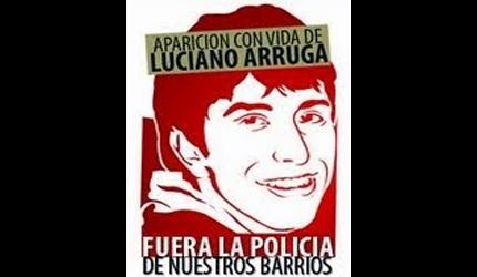 Justicia x Luciano Arruga