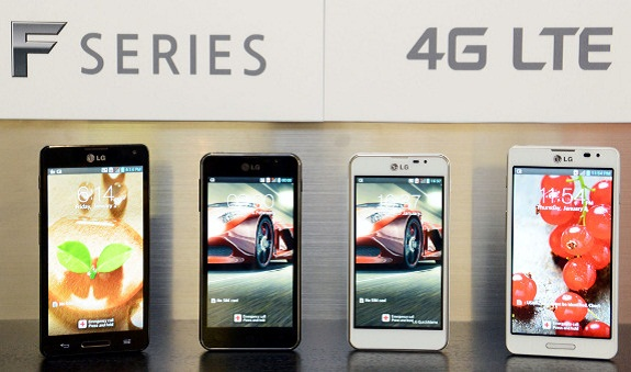 LG Optimus F5 and F7 - Price, Specification and Features