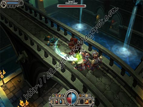 Free Download Games - Torchlight