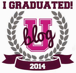 I graduated!!