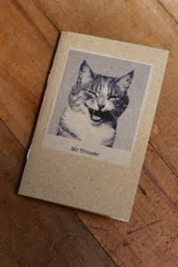 Mr Trouser Notebooks