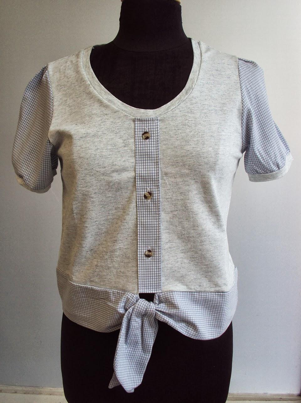 'So, Zo...': Refashion Friday Inspiration: Shirt Detail T ...