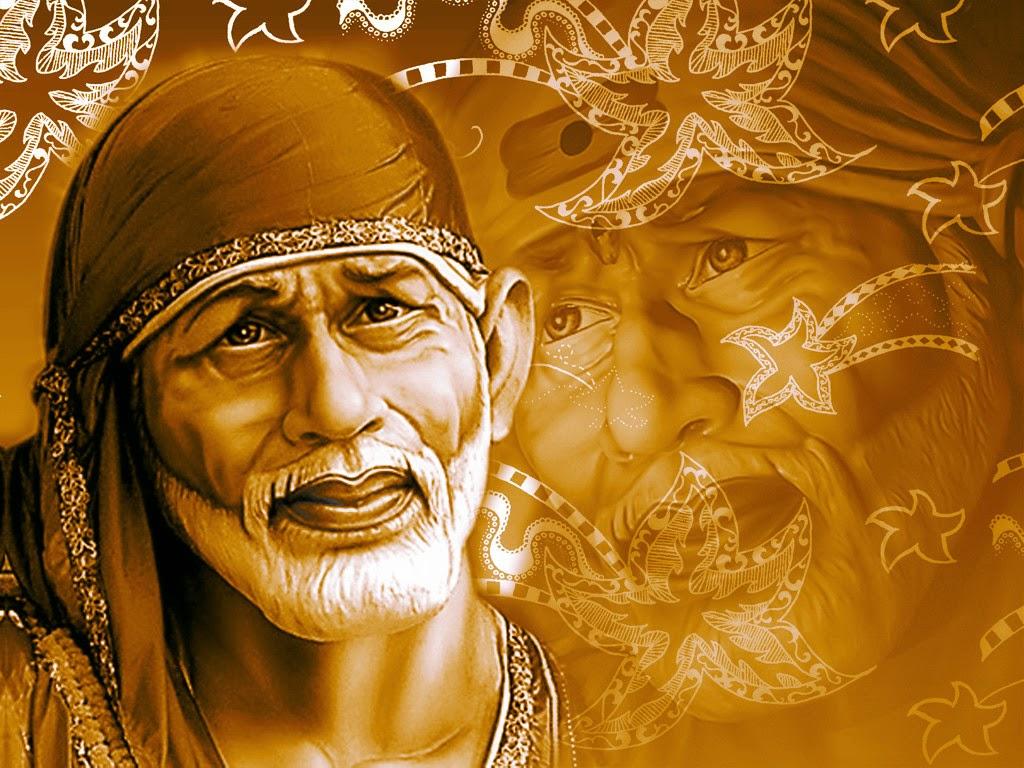 Hindu God Sai Baba 1080p Desktop Wallpapers - Festival Chaska