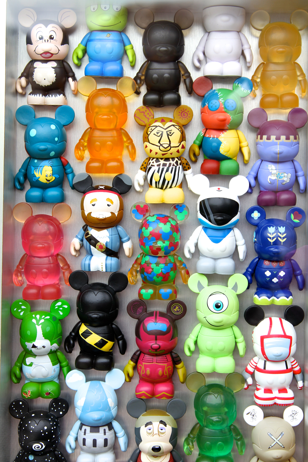March arts and crafts - Everyday Art Vinylmation Obsession