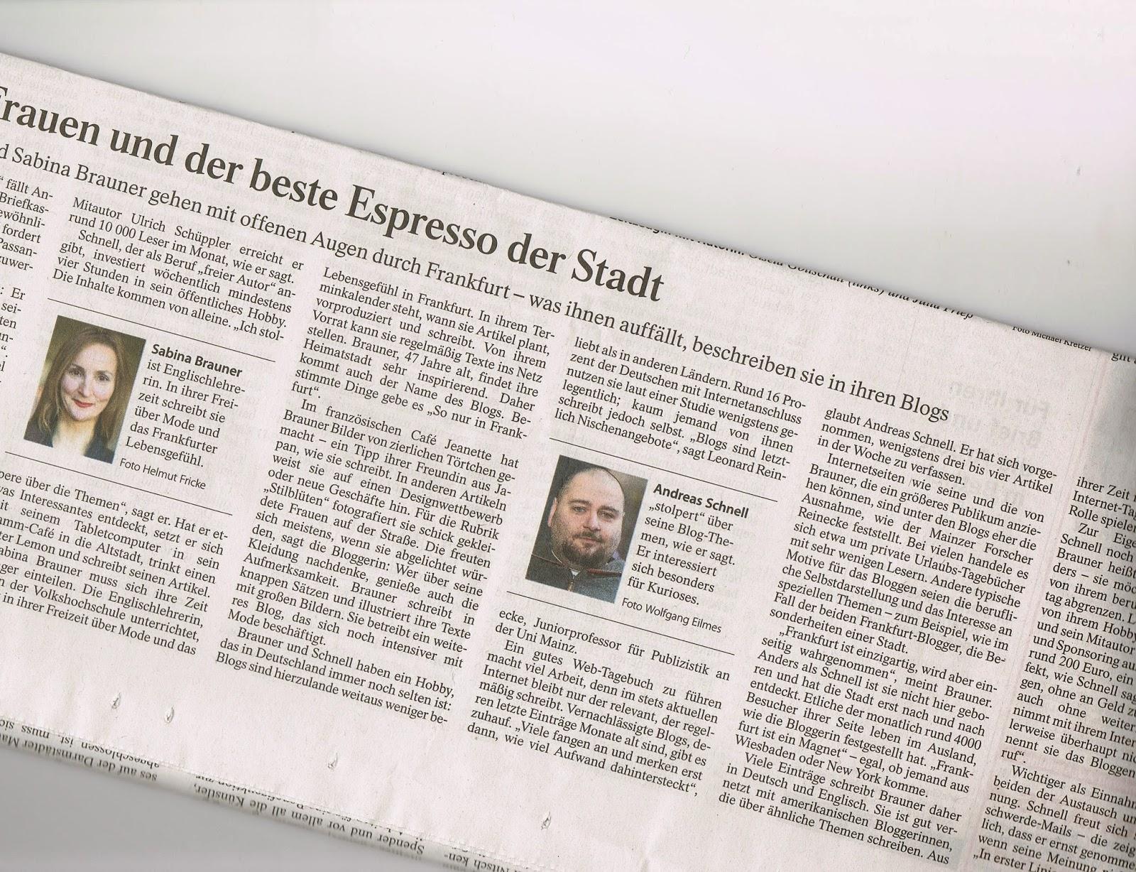 In der Presse