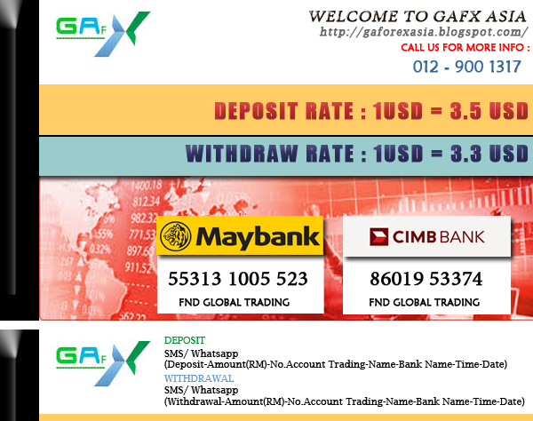 Ga Forex Malaysia « 10 Best Binary Brokers - Comparison Table