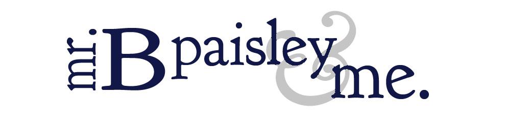 paisley & pearls