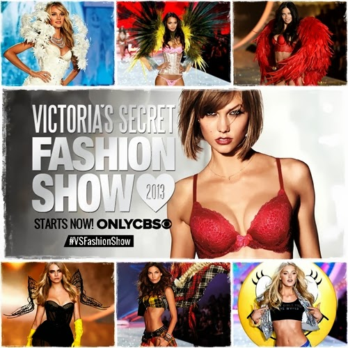 highlights of the sexiest fashion show 2013_ Victosria's Secret
