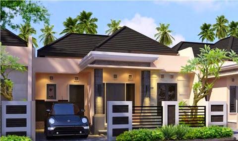 gambar model atap rumah limas mewah type 360 terbaru