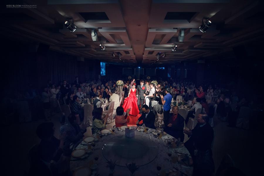 婚禮紀錄 | 雋愷 + 京玲|台南商務會館馥麗廳