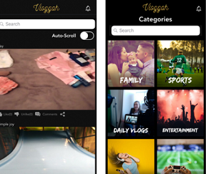 Video App of the Week - Vloggah