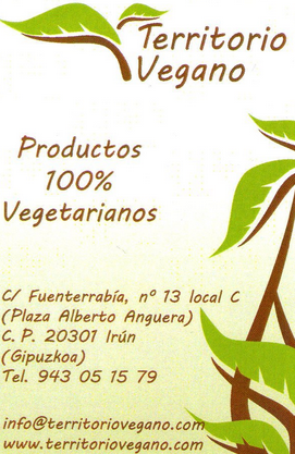 Territorio Vegano