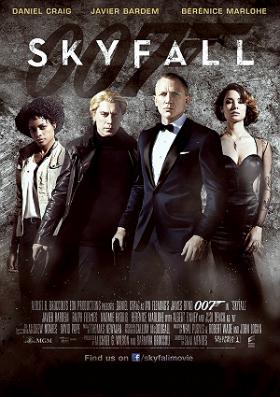 Filme Poster 007 - Operação Skyfall DVDRip XviD & RMVB Legendado