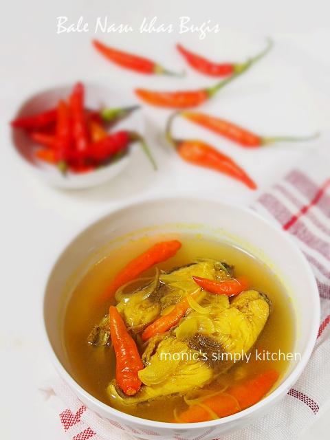 resep bale nasu khas bugis