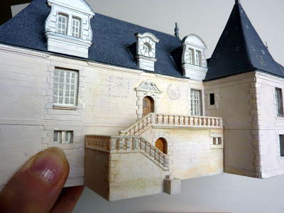 Tiny French Chateau