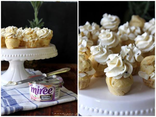 [Werbung] Herzhafte Mini-Cupcakes für die luftig-lockere Bloggerkette von miree!