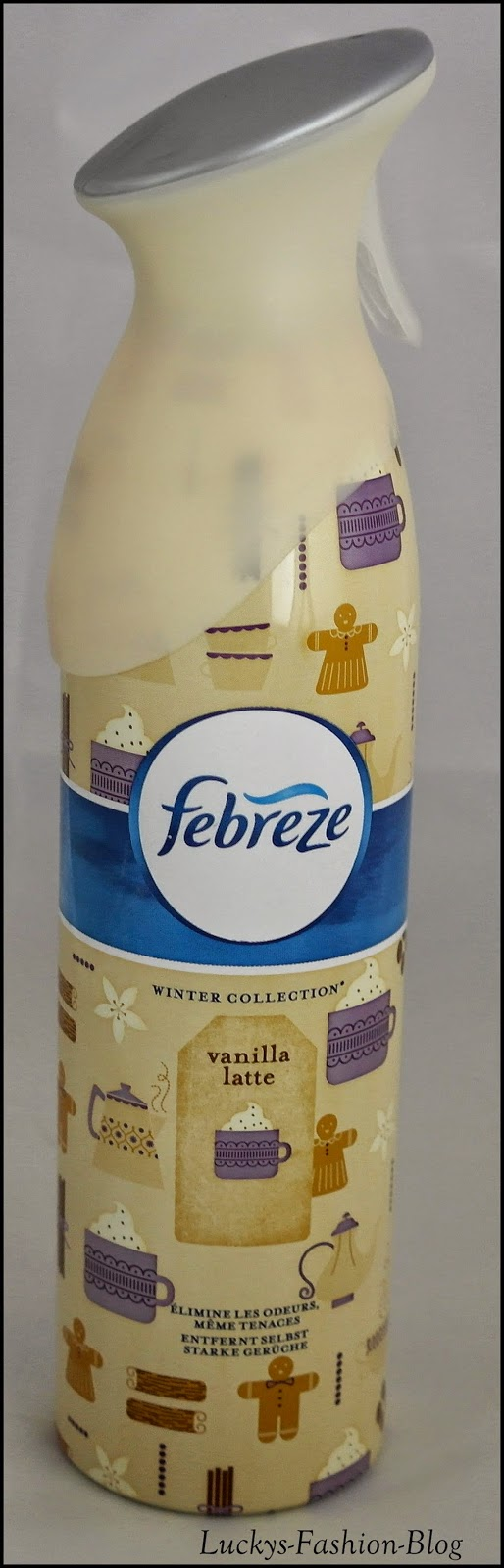 luckys fashion blog febreze raumduft spray. Black Bedroom Furniture Sets. Home Design Ideas
