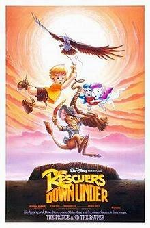 The-Rescuers-Down-Under-Watch-Online