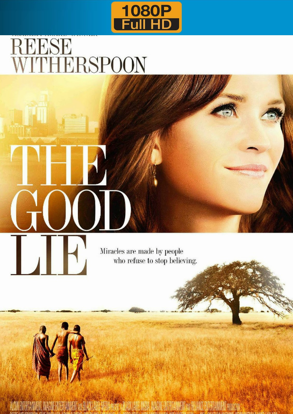 The Good Lie 2014 1080p Dual