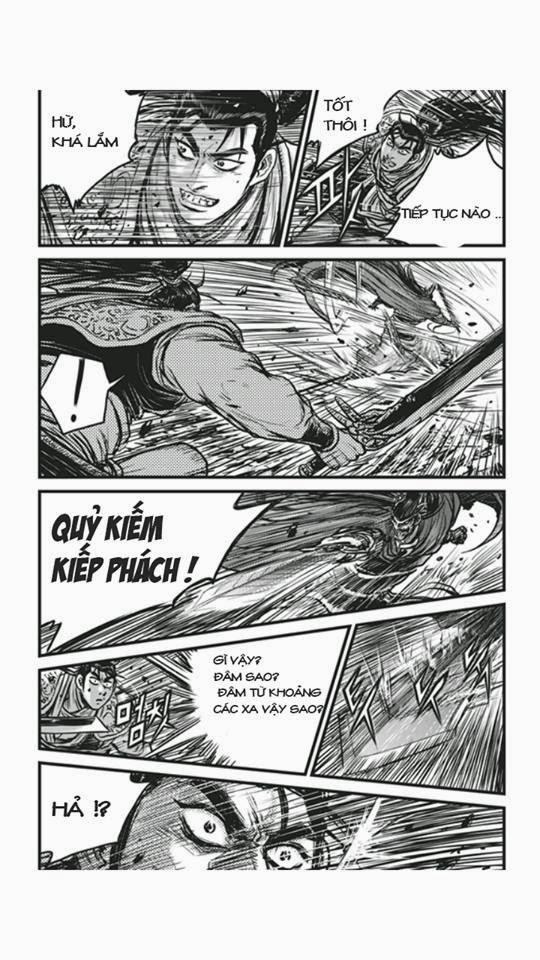 Hiệp Khách Giang Hồ chap 451 Trang 11