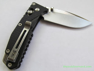 SanRenMu GB-763 Pocket Knife - Product Link