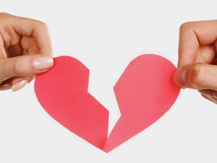 Какие карты гворят о разрыве отношений?